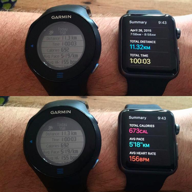 Watch-vs-Garmin-Forerunner-610
