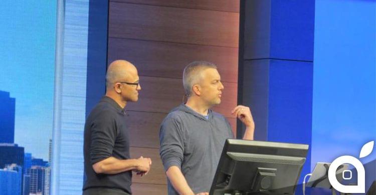 Office per iOS supporterà componenti di servizi terzi come Uber e LinkedIn