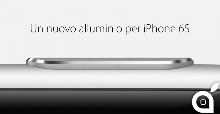 I prossimi iPhone avranno un nuovo tipo di alluminio più resistente: quello degli Apple Watch