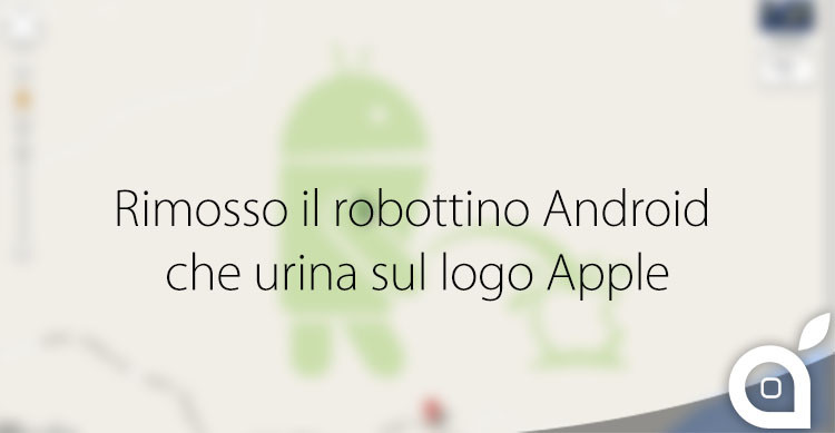 android logo apple pipì