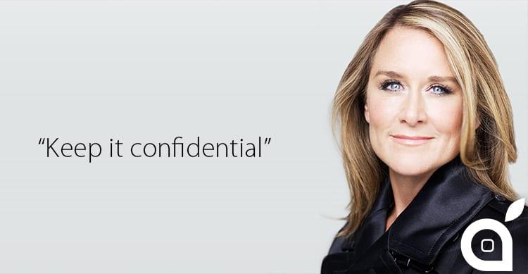 """Angela Ahrendts spiega in un video """"confidenziale"""" il miglior modo per acquistare un Apple Watch"""