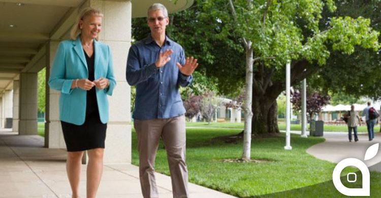 apple ibm watson health