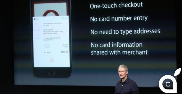 Apple Pay si prepara ad approdare in Canada