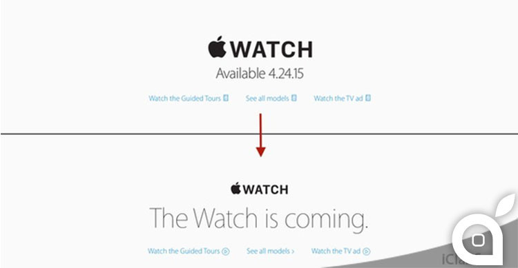 apple watch 24 aprile