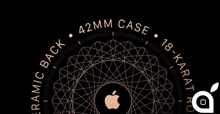 Soltanto in alcuni Apple Store troveremo l'Apple Watch Edition. In Italia probabilmente soltanto a Milano