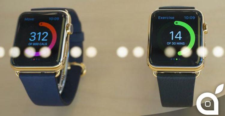 apple watch milano