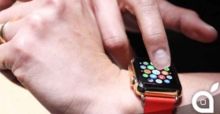 Ecco come impostare Apple Watch per utenti mancini