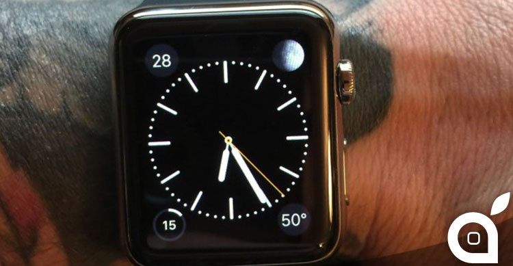 apple watch problemi tatuaggi