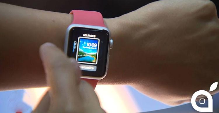 apple watch quadrante MIA