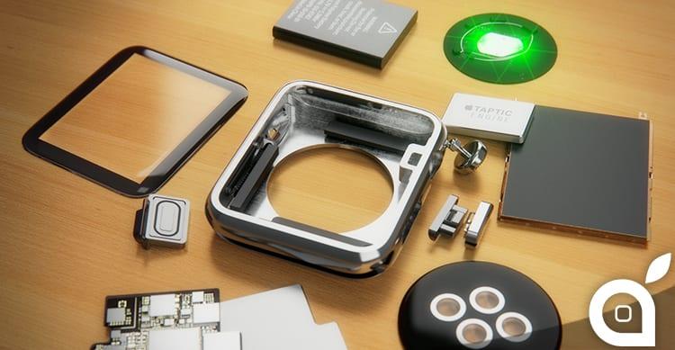 L'Apple Watch come non lo avete mai visto prima: foto 3D all'interno