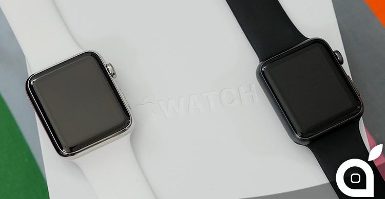 applewatchconfronto