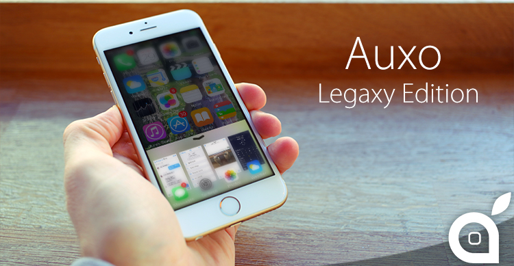 auxo-legaxy-edition