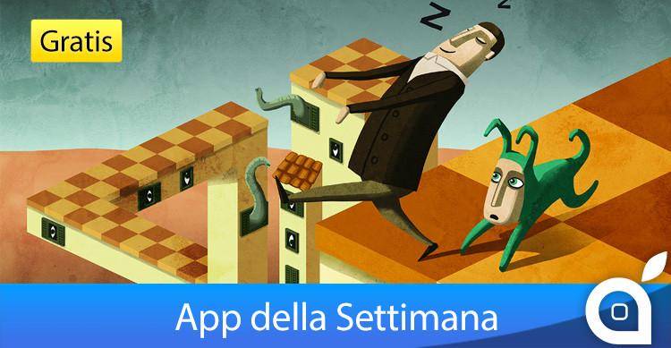 backtobed app della settimana