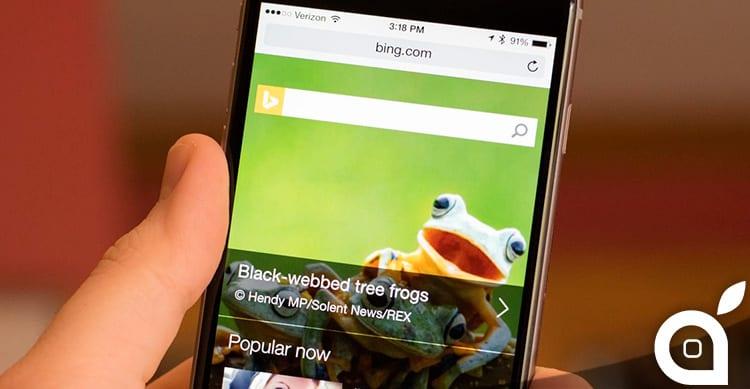 Microsoft rivoluzione Bing, l'applicazione ufficiale del proprio motore di ricerca  [Video]
