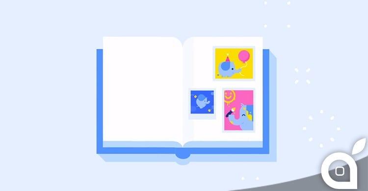 Facebook presenta Scrapbook, un album condiviso per raccogliere le foto dei figli