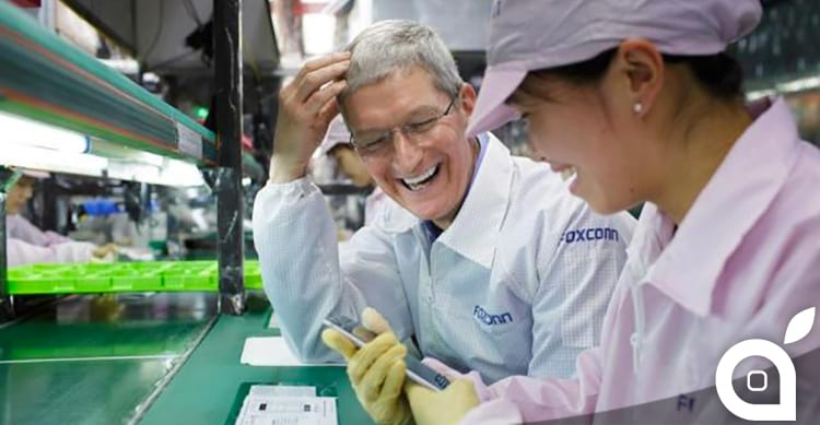 Record di profitti per Foxconn grazie alle crescenti vendite di iPhone 6