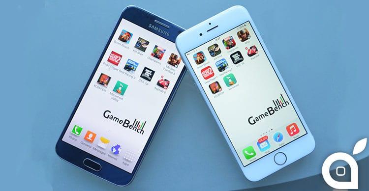 iPhone 6 vs Galaxy S6: GameBench ne confronta le capacità di gioco