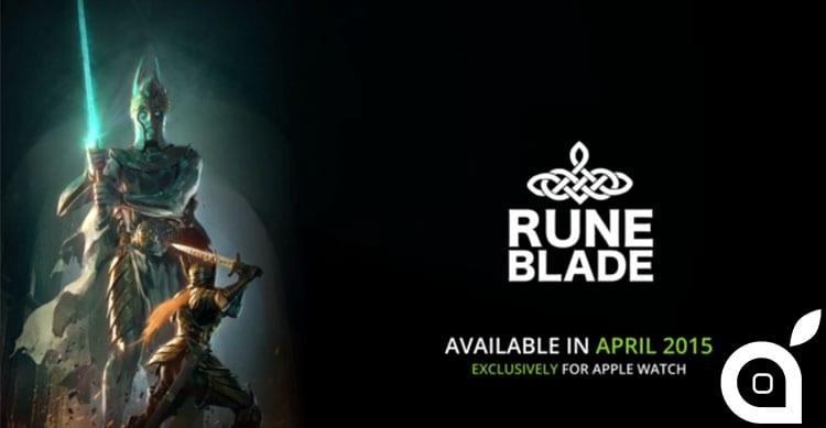 Il gaming RPG arriva su Apple Watch grazie a Runeblade [Video]