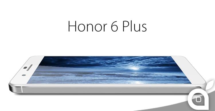 Honor 6+, il primo smartphone con due fotocamere posteriori arriva in Italia. Ecco prezzo e disponibilità