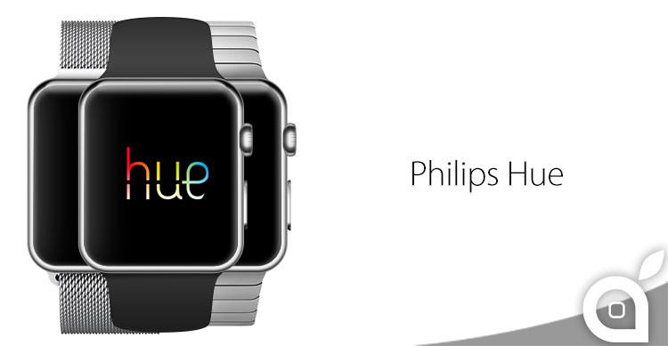 hue per apple watch