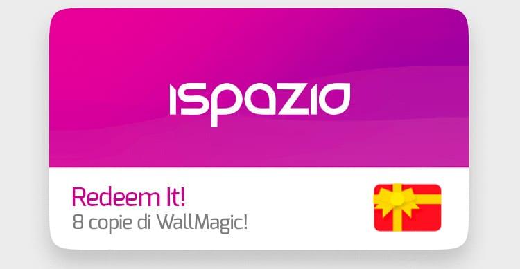 iSpazio-Redeem-it-wallmagic