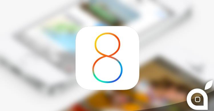 iOS 8 adottato dal 78% dei dispositivi. Android 5.0 Lollipop è solo sul 3,3%