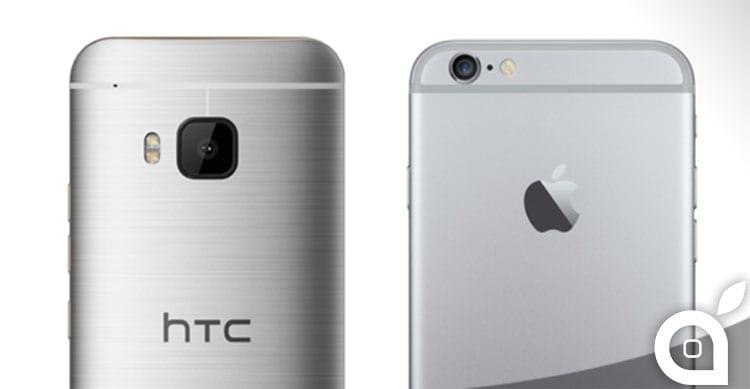 iPhone 6 Vs HTC One M9: Drop Test [Video]