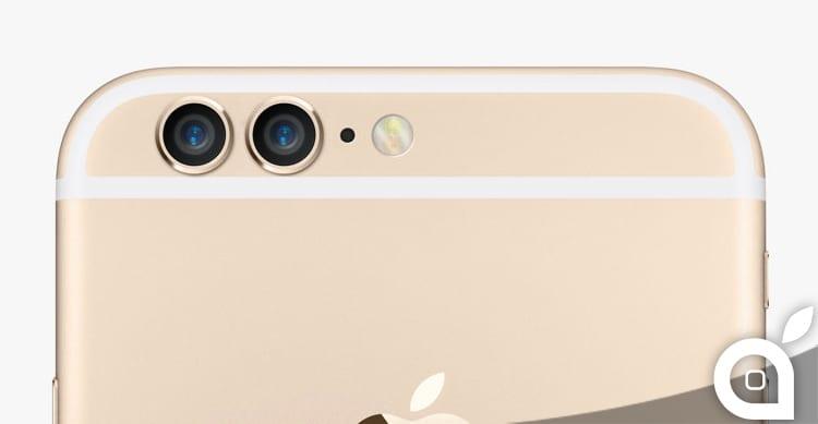 Apple brevetta l'iPhone con doppia fotocamera