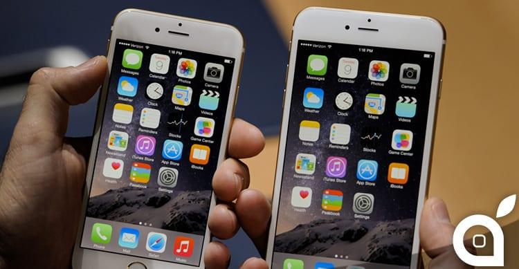 Con iPhone 6s e 6s Plus potrebbe tornare la variante da 32GB   Rumor