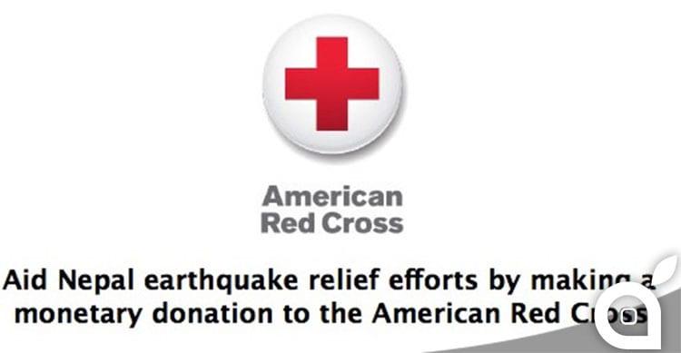 Apple raccoglie fondi per il terremoto in Nepal tramite iTunes