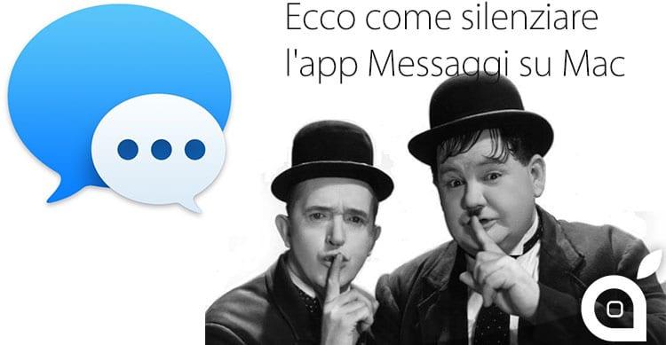 Ecco come silenziare l'app Messaggi su Mac | Guida [Video]
