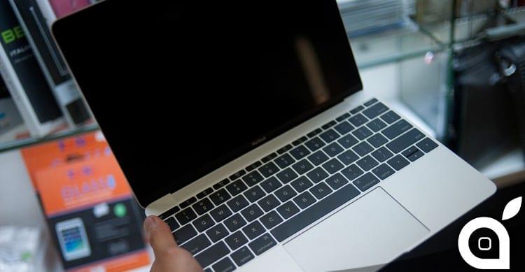 Primo video unboxing del nuovo MacBook con display Retina da 12″