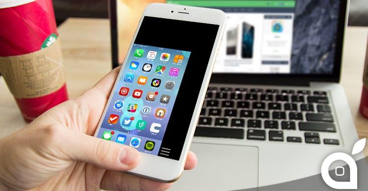 OneHandWizard: il miglior tweak per utilizzare gli iPhone 6 e 6 Plus con una sola mano   Cydia [Video]
