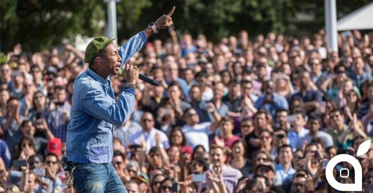 Giornata della Terra, Pharrell Williams e… Apple Watch