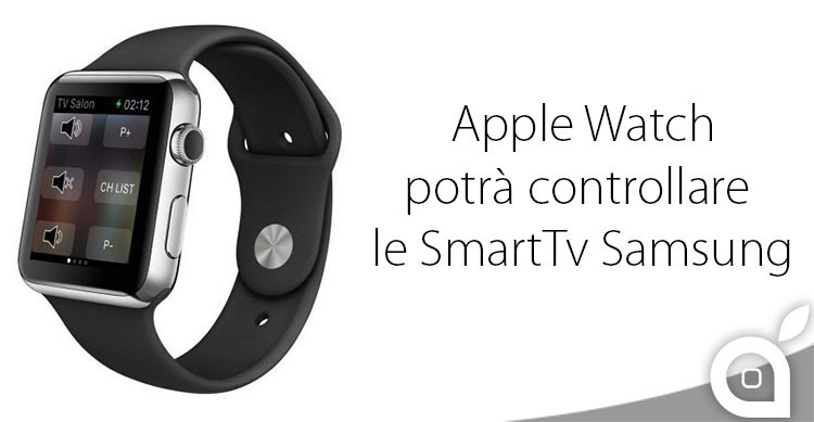 sammote apple watch smart tv