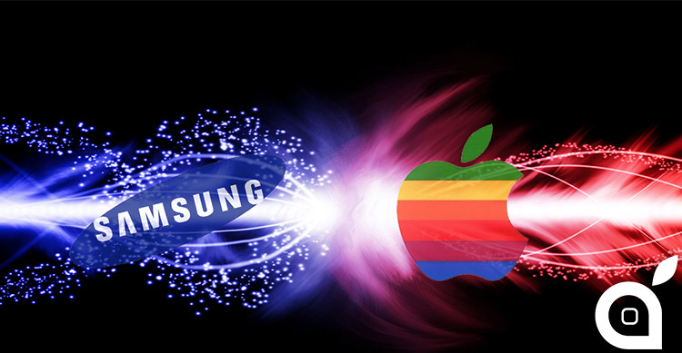 samsung & apple