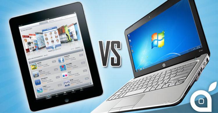 tablet contro notebok