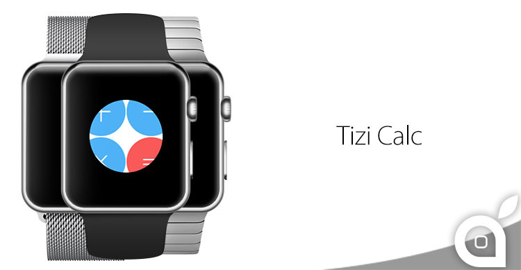 tizi calc per apple watch