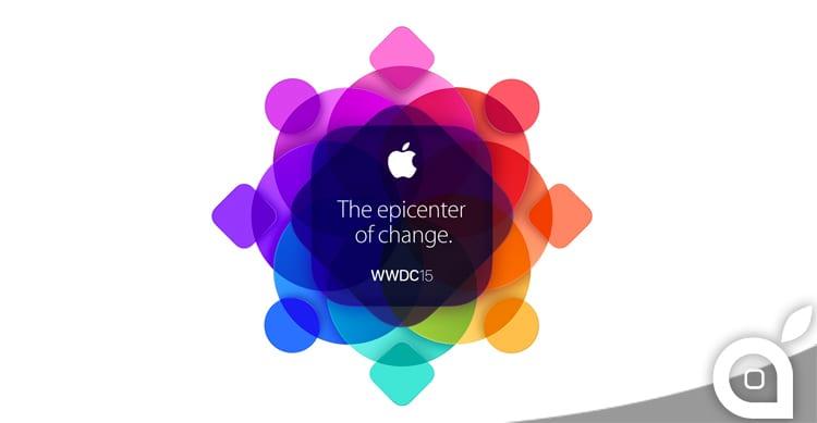 Apple annuncia la WWDC 2015: a San Francisco dall'8 al 12 Giugno