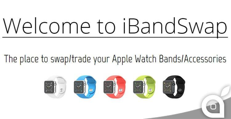 Apple Watch cinturini iBand Swap
