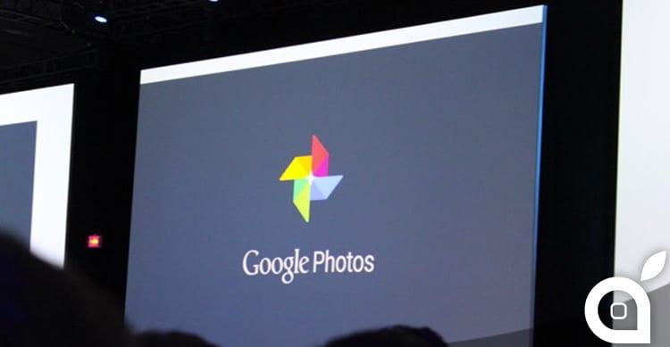 Google I/O 2015: annunciato Google Photos, in arrivo anche su iOS