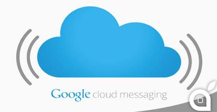 Cloud Messaging.