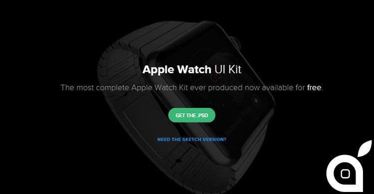 Il sito UI8 aiuta a disegnare l'interfaccia utente di Apple Watch