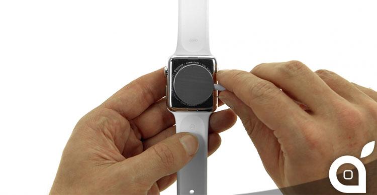apple watch batteria