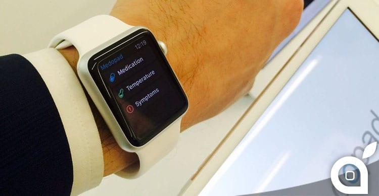 Apple Watch come strumento di monitoraggio per i pazienti malati di cancro