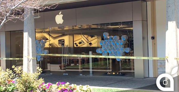 Evacuato Apple Store in California per intossicazione dei dipendenti