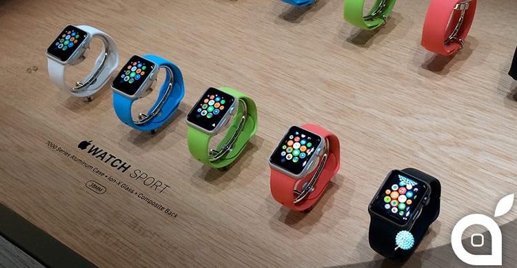 Apple invia un questionario dedicato ad Apple Watch