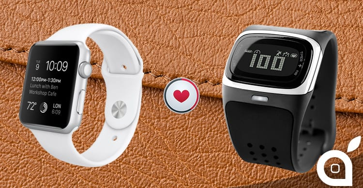Apple Watch e MIO Alpha: cardiofrequenzimetri a confronto