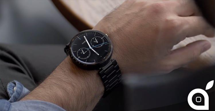 Aria: La clip che permette di controllare gli smartwatch con gesture aeree [Video]