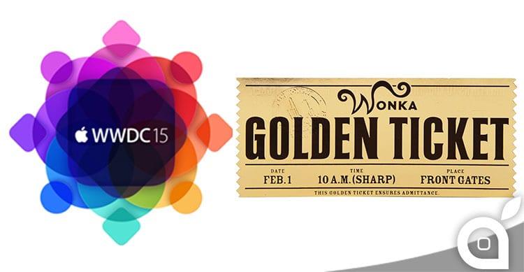 Via alla gara! Apple inizia ad assegnare le borse di studio per la WWDC15